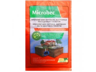 Microbec - био препарат №1 в Европе
