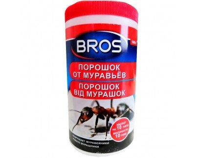 Bros - лучшее средство для уничтожения муравьев