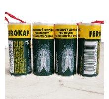 Липкая лента от моли Ferokap - Чехия