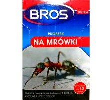 Bros - порошок от муравьев (10*10 г)